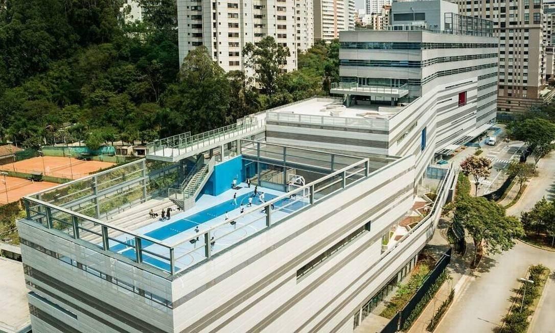 Colégio Avenues São Paulo suspende aulas em função do coronavírus Foto: Divulgação