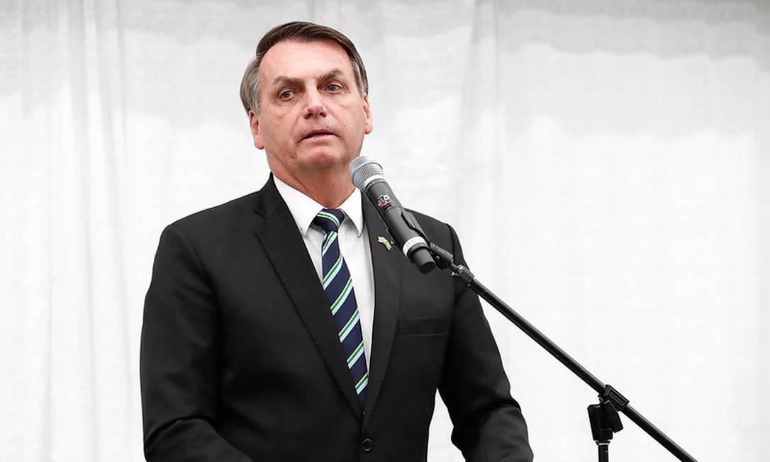 Bolsonaro participa de encontro com a comunidade brasileira em Miami Foto: Alan Santos / Divulgação