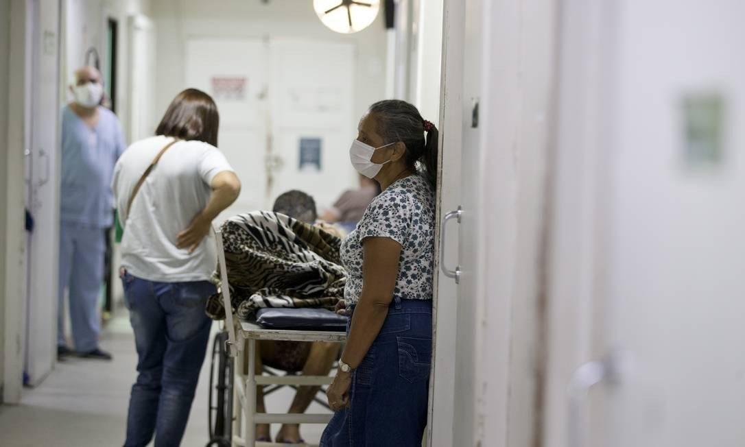 75% da população brasileira usa o SUS e 25% a rede particular de saúde Foto: Márcia Foletto / Agência O Globo