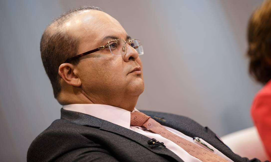 O governador do DF, Ibaneis Rocha. Foto: Daniel Marenco / Agência O Globo
