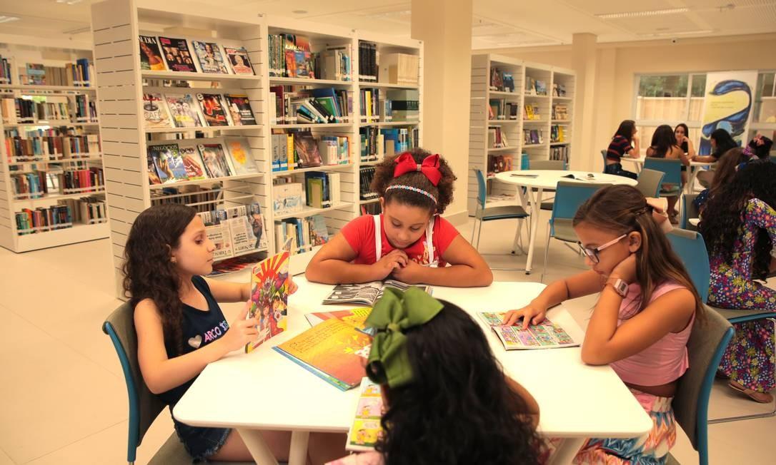 Biblioteca Sesc Rio Branco - Natal RN Foto: Divulgação Sesc