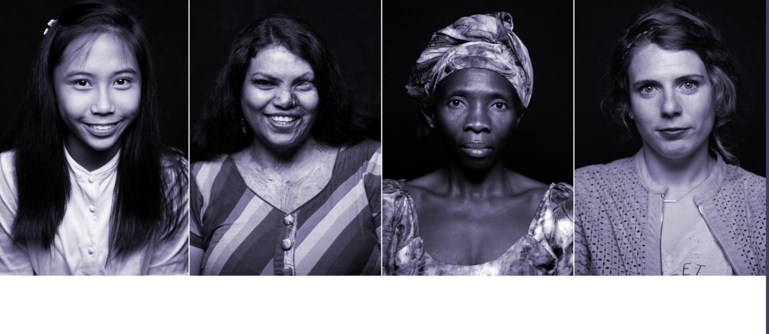 'Em países muito diferentes, a plateia se reconhece nestas mulheres na tela', diz diretora de 'Mulher' Foto: Divulgação/Yann Arthus-Bertrand
