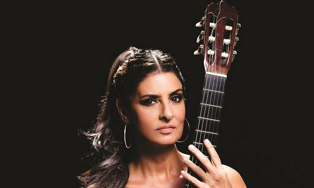 Fernanda Abreu celebre 30 anos de carreira com DVD e música nova Foto: Divulgação / Murilo Alvesso