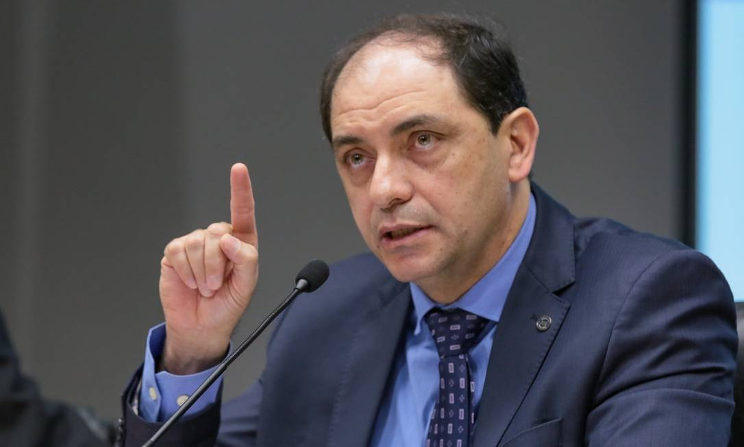 O secretário Waldery Rodrigues Junior Foto: Gustavo Raniere / Ministério da Economia