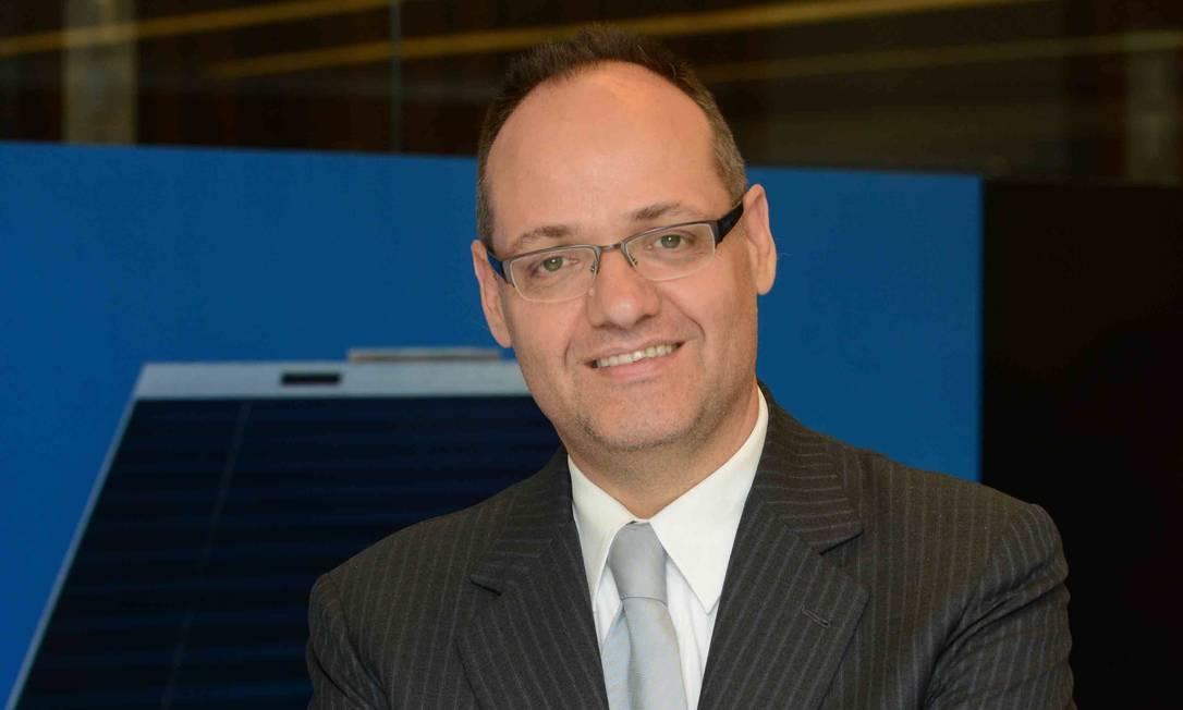 Samuel Pessôa, pesquisador do Instituto Brasileiro de Economia (Ibre) da Fundação Getulio Vargas Foto: André Telles