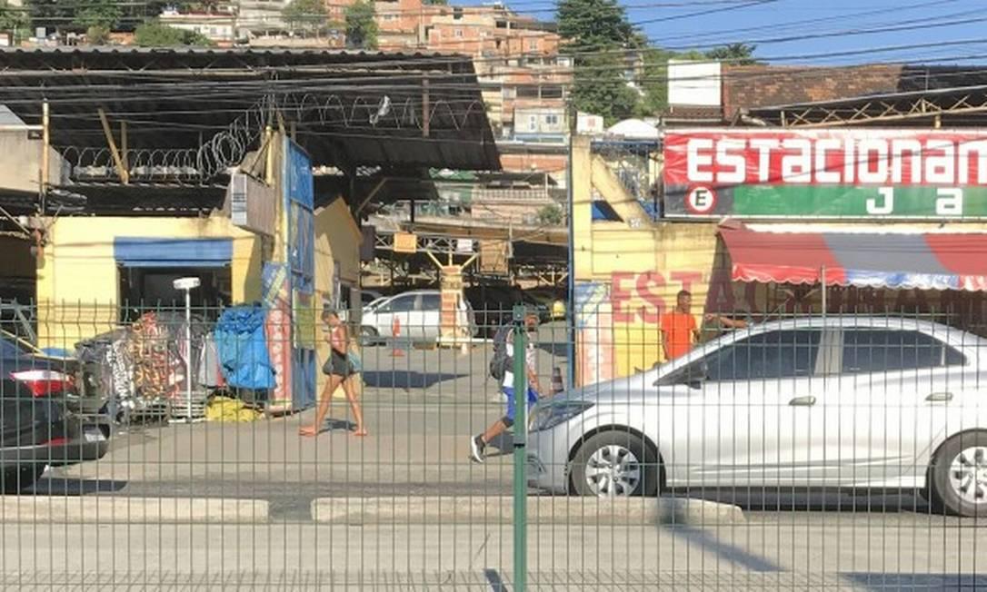 Estacionamentos foram os primeiros estabelecimentos alvos de cobrança Foto: Rafael Soares