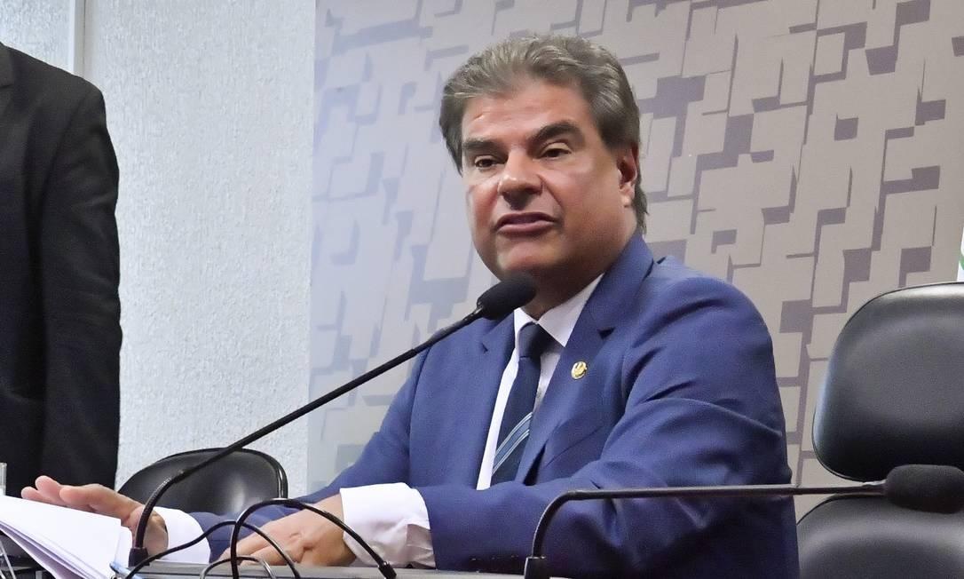 O senador Nelsinho Trad (PSD-MS) Foto: Waldemir Barreto/Agência Senado