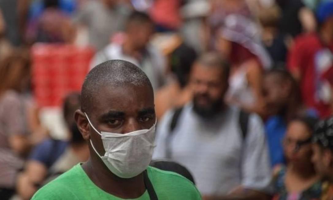 Balanço divulgado neste domingo sobre o novo coronavírus Foto: AFP