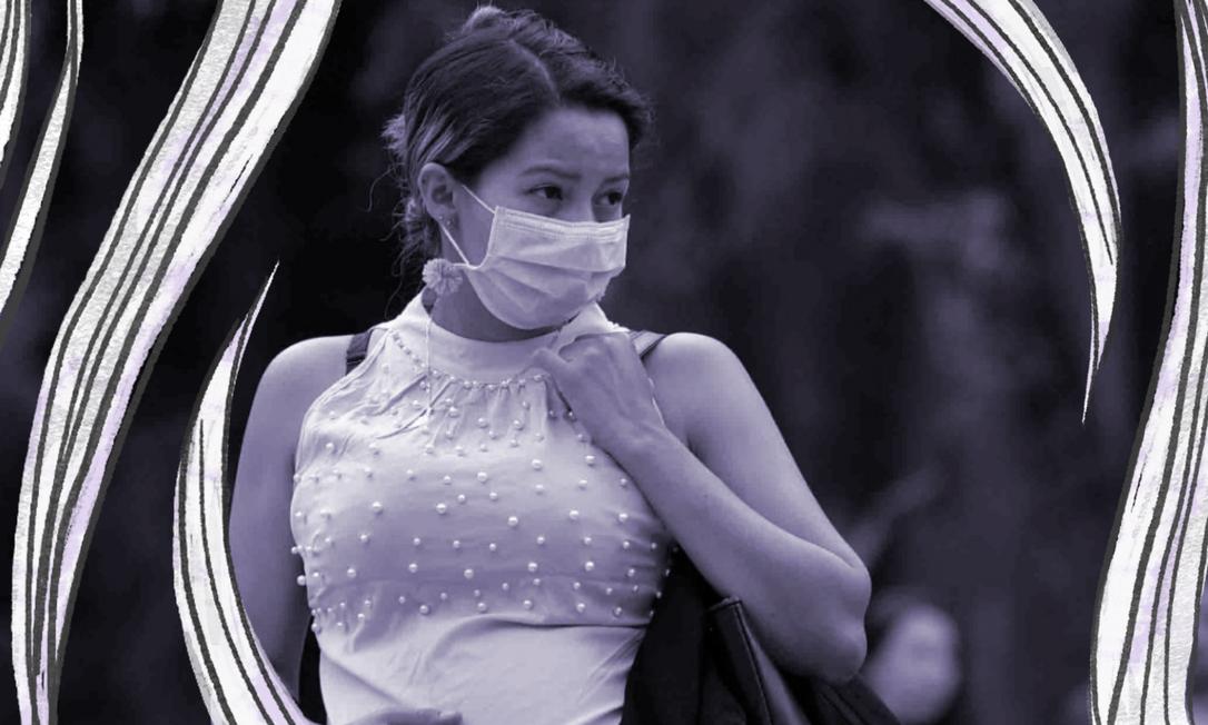 Nesse momento de mobilização, conversamos com especialistas para entender situações relacionadas ao coronavírus que podem impactar diretamente a vida das mulheres Foto: AFP