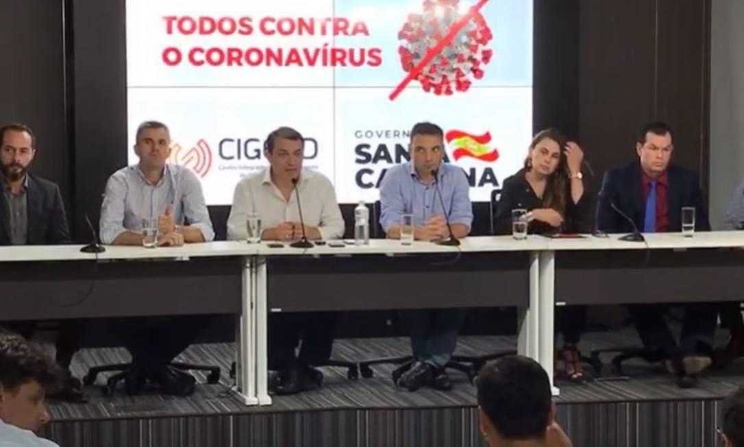 Para combater coronavírus, Santa Catarina suspende de eventos religiosos a entradas de hóspedes em hotéis Foto: Divulgação