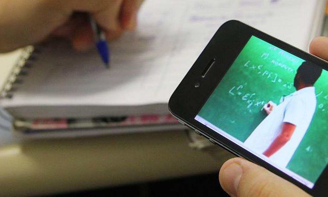 Portaria que regulamenta o ensino à distância pode ser prorrogada Foto: Agência Brasil