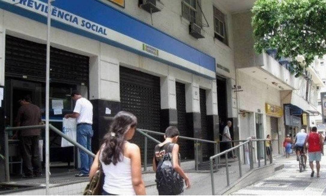 Agências do INSS terão acesso restrito por 15 dias Foto: Arquivo