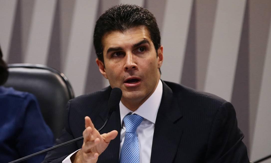 O governador do Pará, Helder Barbalho Foto: Givaldo Barbosa / Agência O Globo