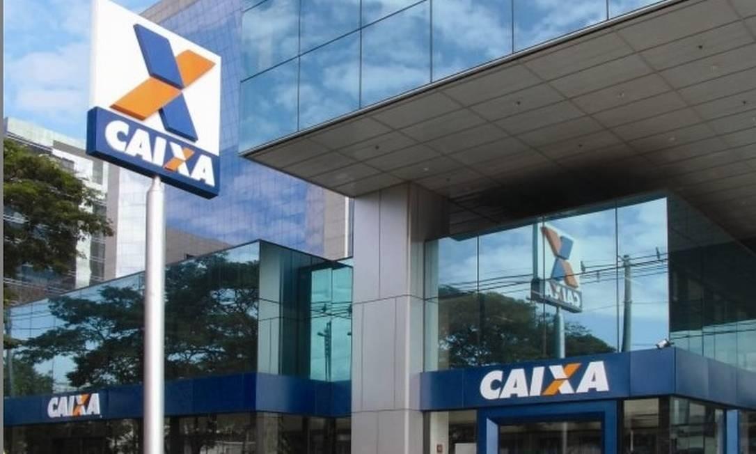 Caixa anunciouum amplo pacote medidas de apoio à economia, afetada pela pandemia do coronavírus Foto: Arquivo