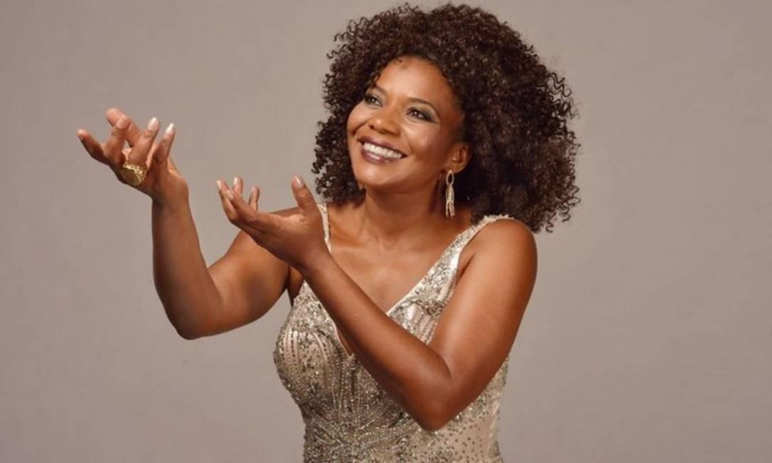 A cantora baiana Margareth Menezes é a penúltima a se apresentar, às 21h Foto: Divulgação