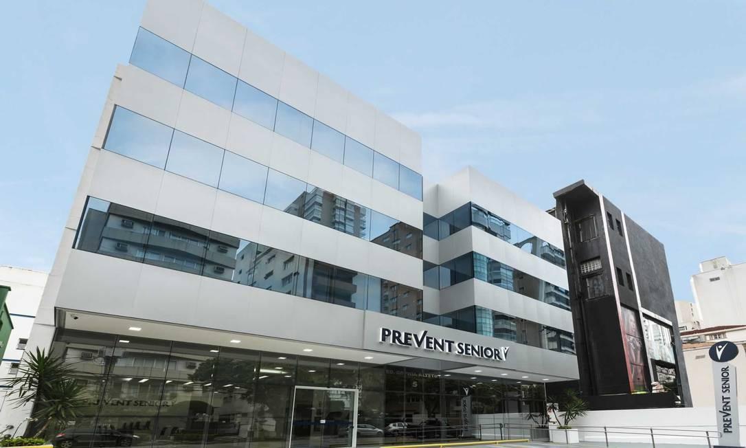 Rede de hospitais Prevent Senior Foto: Divulgação