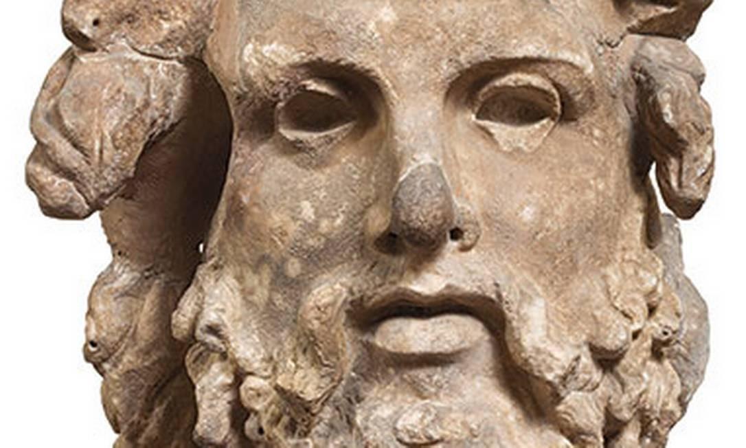 Escultura do período helenístico no Museu Arqueológico de Atenas Foto: Reprodução