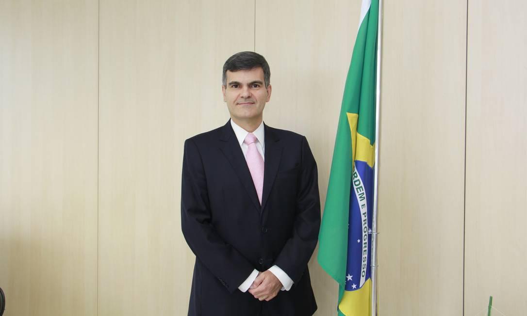 O presidente da Agência Brasileira de Promoção de Exportações e Investimentos (Apex), Sergio Segovia Foto: Divulgação