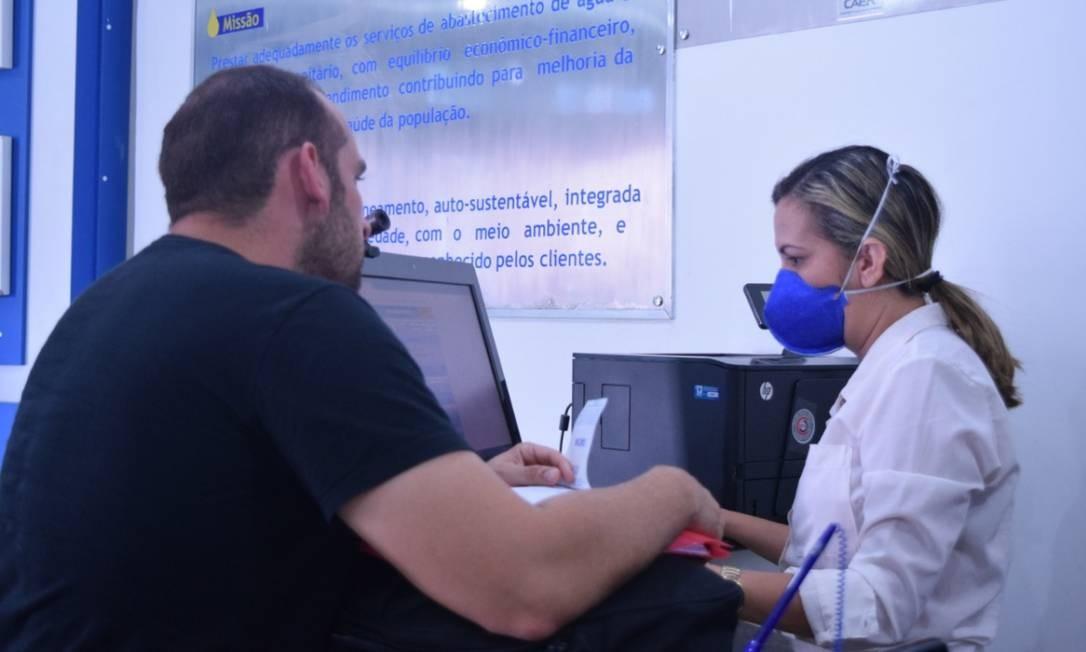 Em Boa Vista, governo de Roraima divulga ações de prevenção ao novo coronavírus Foto: Divulgação/Governo Estadual de Roraima