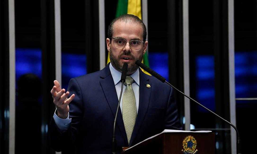 Senador Prisco Bezerra anunciou que teste para coronavírus teve resultado positivo Foto: Agência Senado