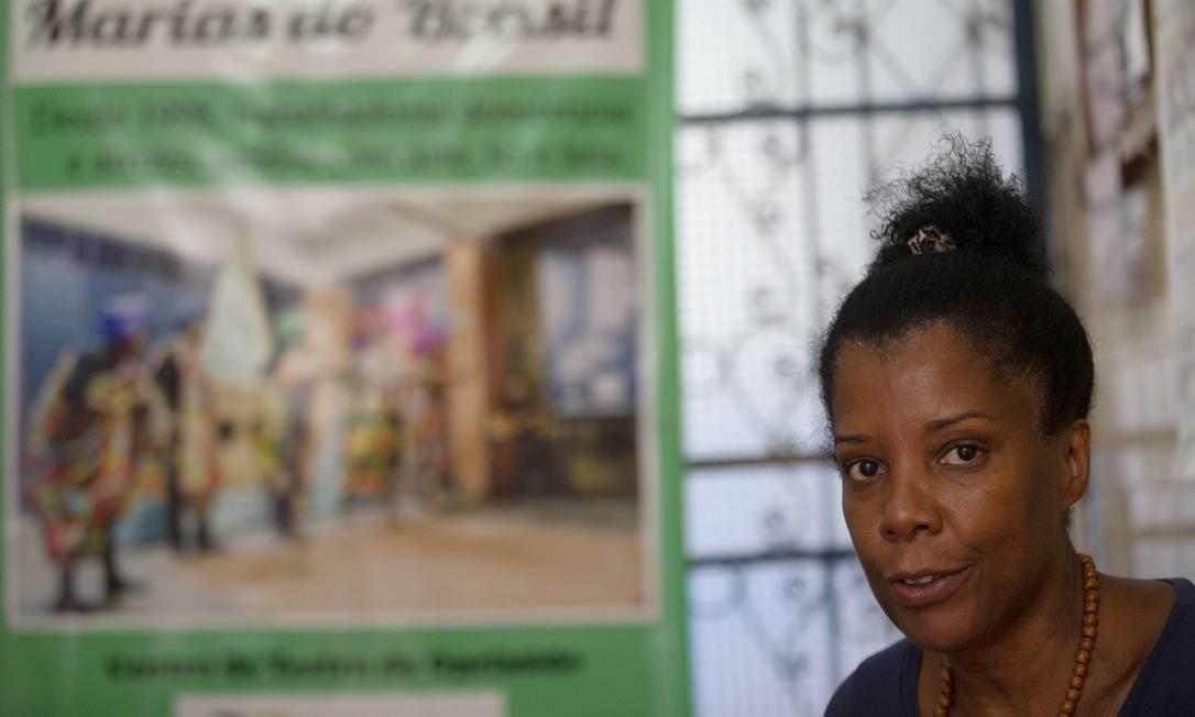 Maria Izabel Monteiro é diretora do Sindicato das Domésticas Foto: Antonio Scorza/13.02.2020 / Agência O Globo