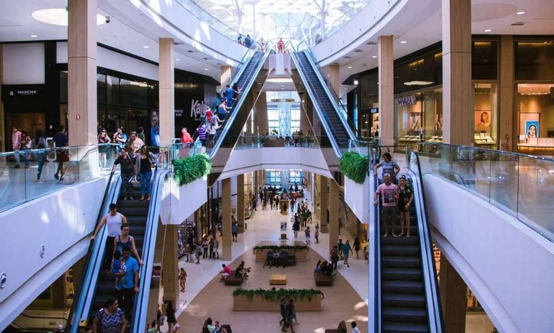 Mangabeira Shopping Foto: Diuvlgação