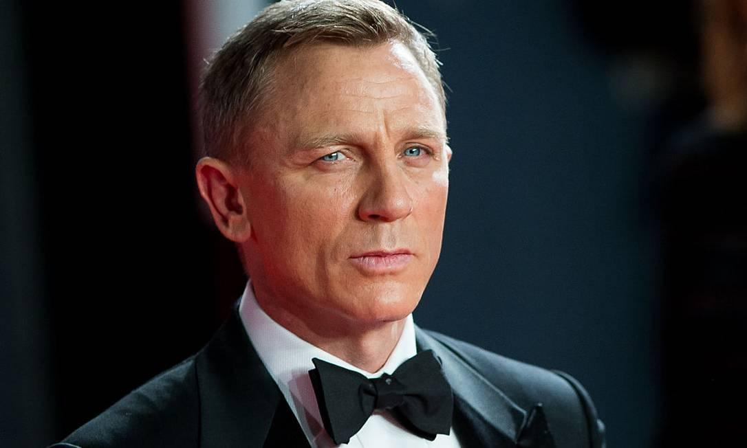 Jame Bond, vivido pelo ator Daniel Craig, é uma das principais franquias do estúdio MGM Foto: Samir Hussein / WireImage