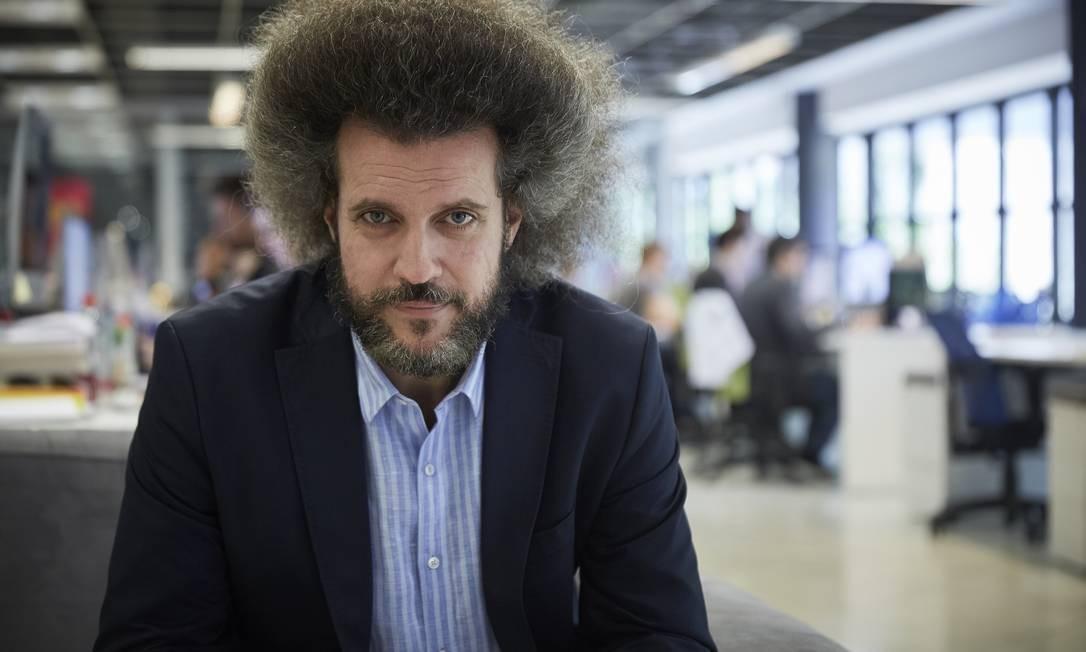 Hugo Rodrigues, presidente da agência WMcCann, não vê sentido em marketing quando ninguém está consumindo Foto: WMcCann