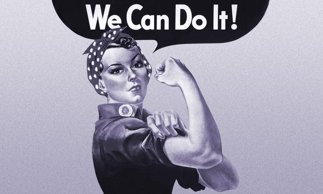 É possível ser feminista em dias de pandemia? Uma lista de dicas para não deixar o coronavírus derrotar seu ativismo Foto: Reprodução