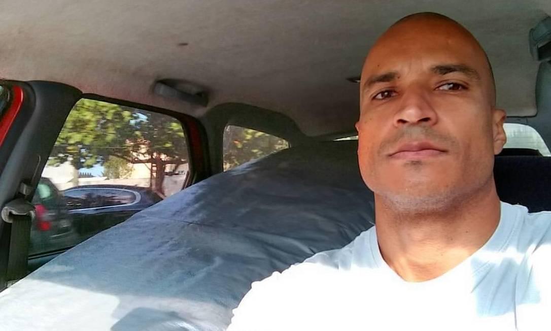 O sargento Luiz Felipe Pinto Rodrigues é o 17º agente de segurança assassinado no Rio de Janeiro este ano Foto: Divulgação