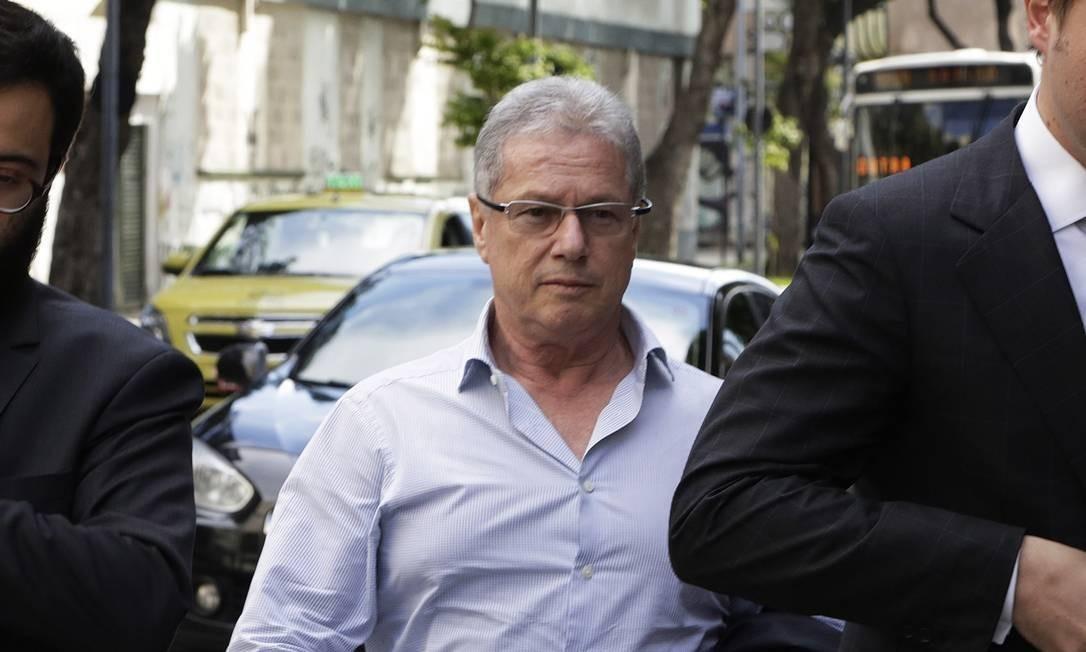 Jacob Barata Filho: após duas tentativas de delação, desistência Foto: Gustavo Miranda / Agência O Globo