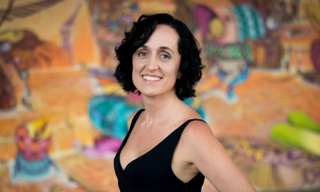 A neurocientista Claudia Feitosa-Santana