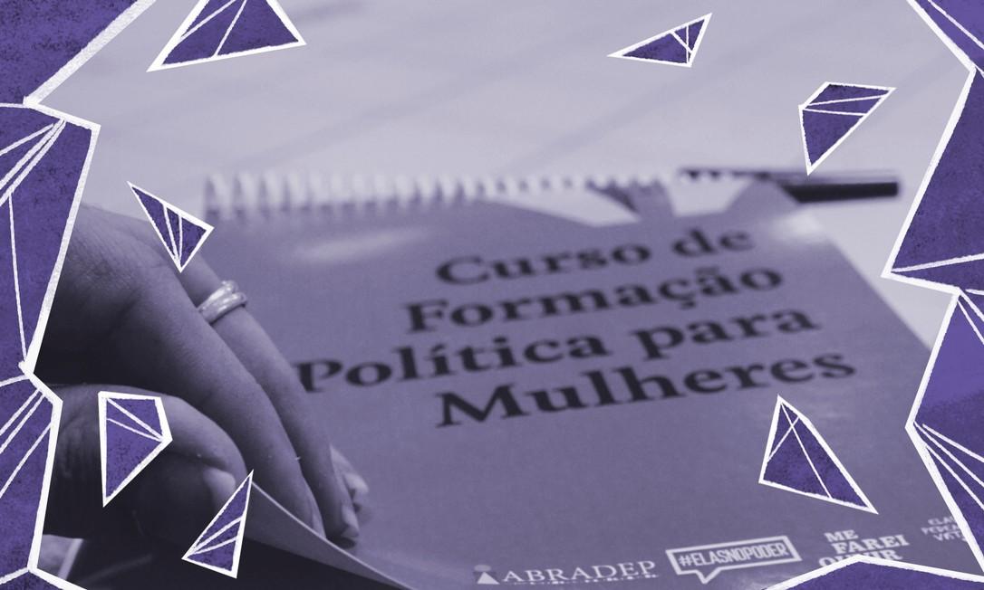 Objetivo do projeto é preparar mulheres para tocarem campanhas competitivas nas eleições municipais Foto: Bárbara Rodarte / Divulgação