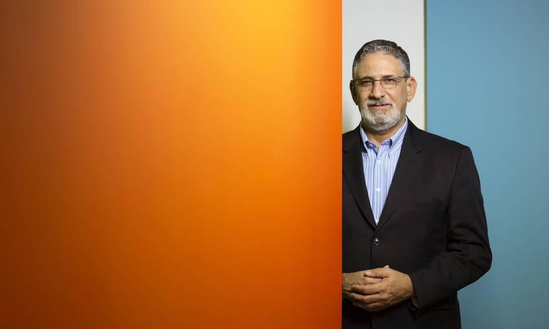 Wilson Risolia é presidente da Fundacao Roberto Marinho Foto: Leo Martins / Agência O Globo