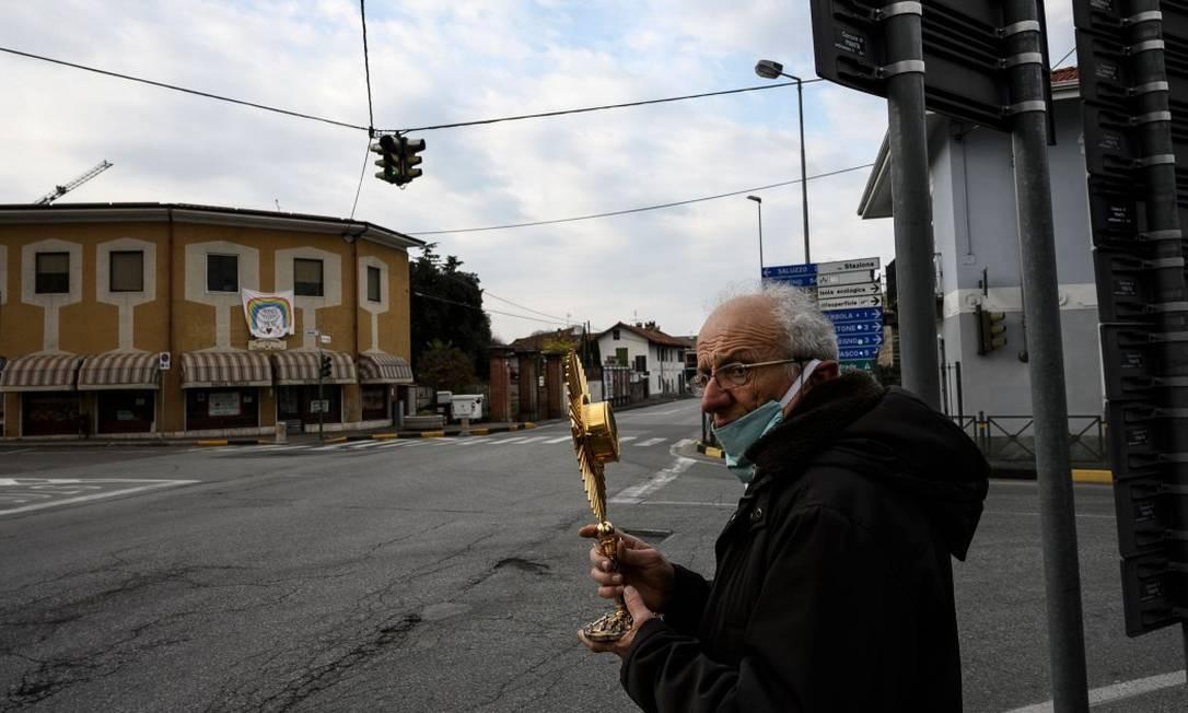 Foto: MARCO BERTORELLO / AFP