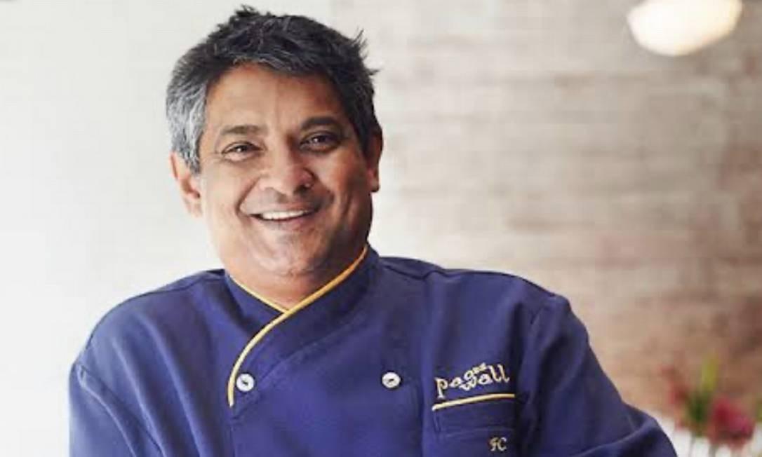 Morre por Covid-19 o chef Floyd Cardoz, vencedor do Top Chef Masters Foto: Reprodução