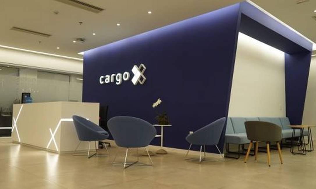 A start-up Cargo X conecta empresas com transportadores Foto: Divulgação