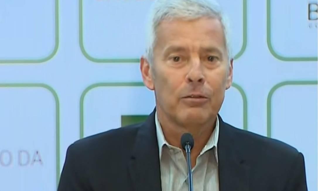 Secretário João Gabbardo vê escolas como áreas de concentração Foto: Reprodução / Reprodução