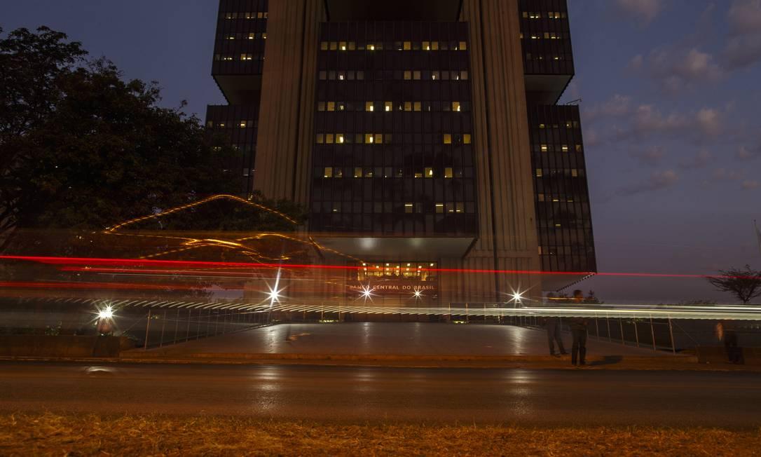 Banco Central terá que vincular as medidas com contrapartidas dos bancos Foto: Daniel Marenco / Agência O Globo