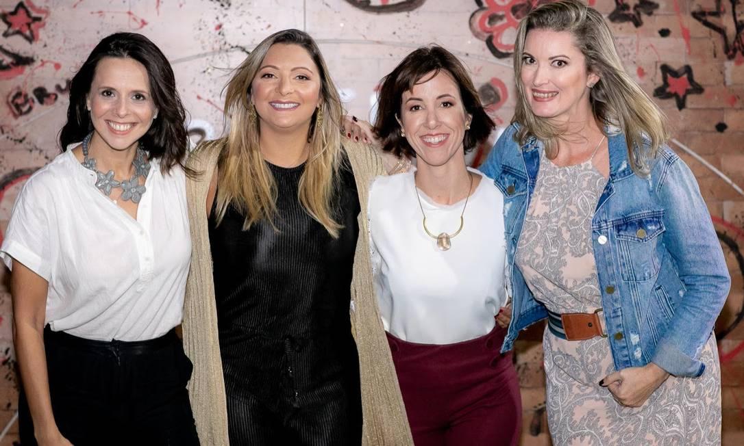 Gestoras do grupo Somos Empreendedoras Foto: Divulgação/Sheila Frias