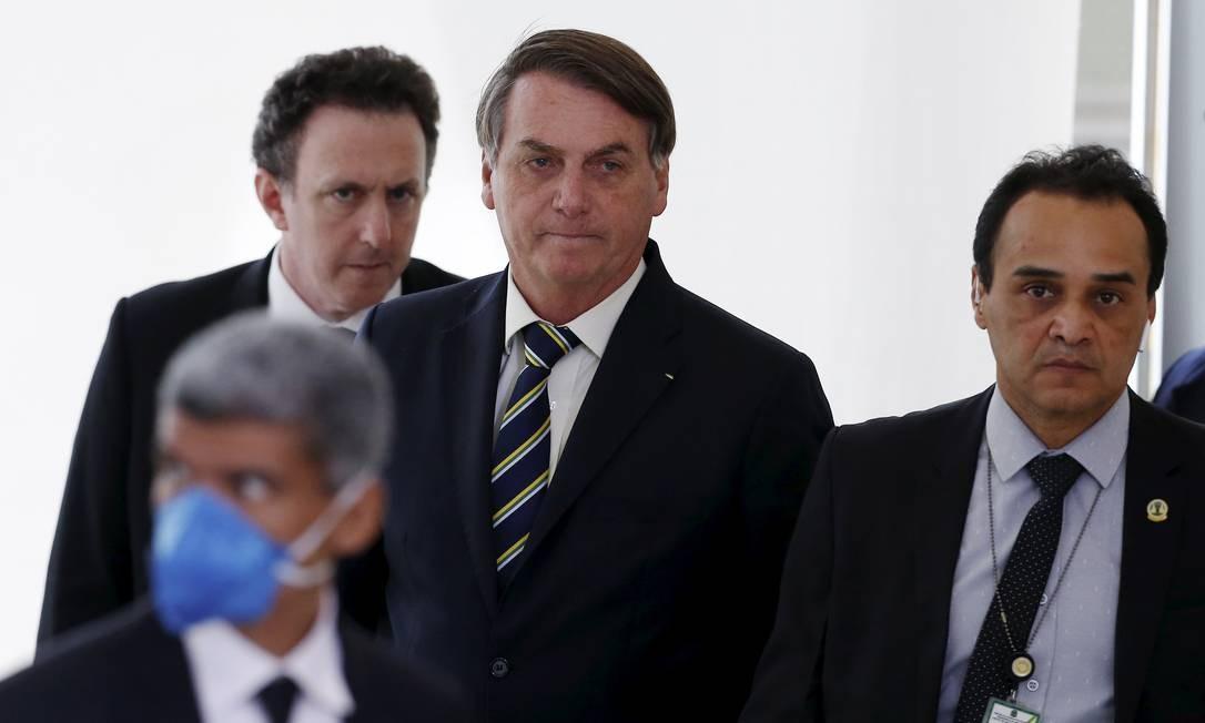 O presidente Jair Bolsonaro. Foto: Pablo Jacob / Agência O Globo