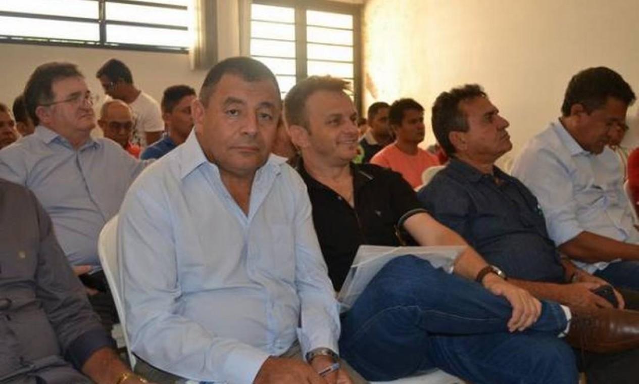 O prefeito de São José do Divino, no Piauí, Antônio Nonato Lima Gomes (PT), conhecido como Antonio Felícia, foi a primeira vítima fatal de coronavírus registrada no estado Foto: Divulgação/ Prefeitura de São José do Divino