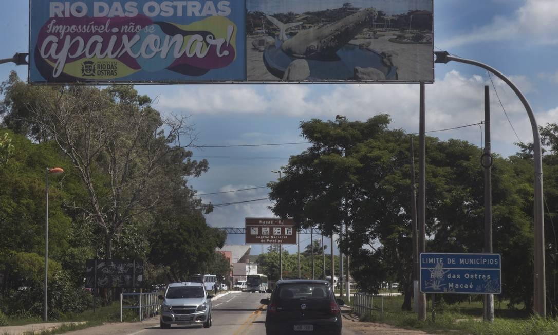 Rio das Ostras: Prefeitura confirma dois casos Foto: Antonio Scorza / Agência O Globo