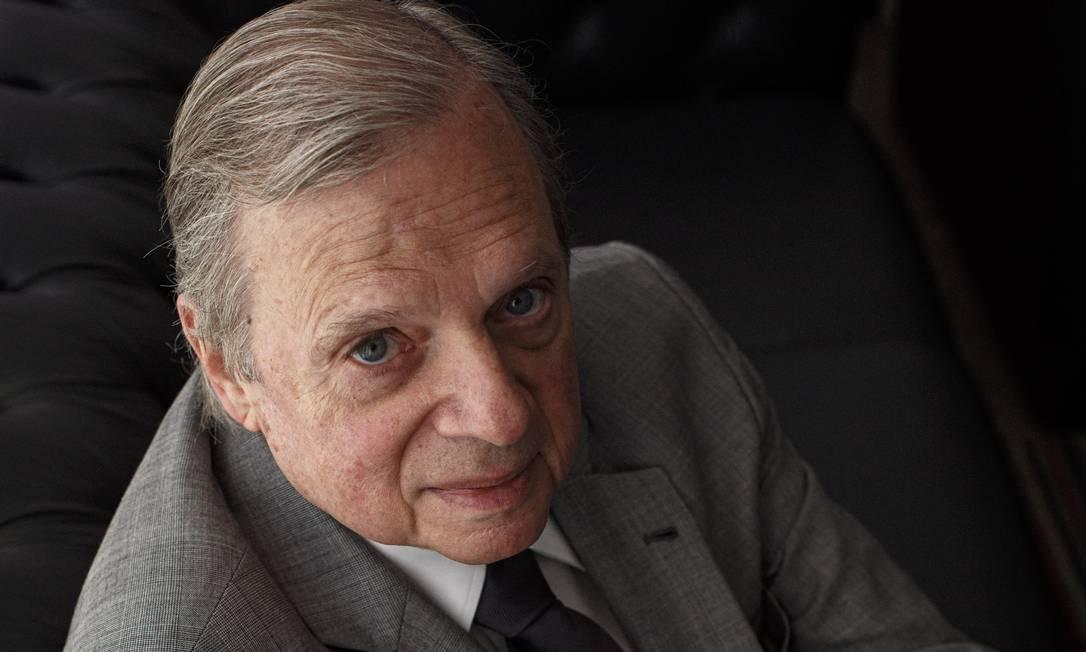 O senador Tasso Jereissati (PSDB-CE) Foto: Daniel Marenco / Daniel Marenco/11-7-2019