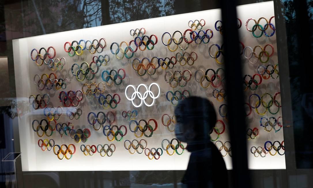 Coronavírus fez os Jogos Olímpicos de Tóquio serem adiados Foto: ISSEI KATO / REUTERS