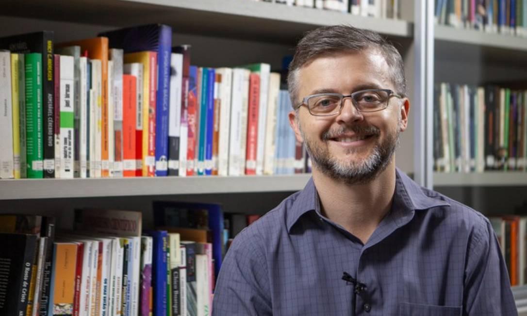 O psiquiatra Daniel Martins de Barros Foto: Divulgação