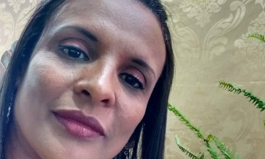 Iara de Souza Meireles: professora relata falta de atenção em atendimento médico para sua mãe Foto: Reprodução