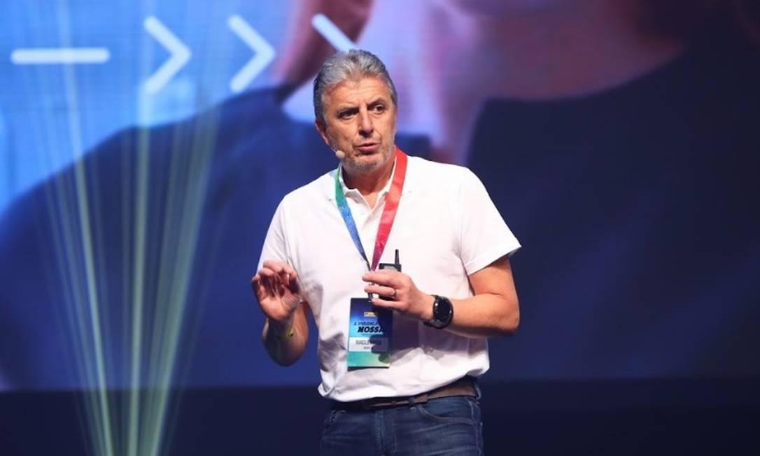 Marcelo Araujo, presidente da rede Ipiranga, relata queda de 63% na venda de gasolina com coronavírus Foto: divulgacao