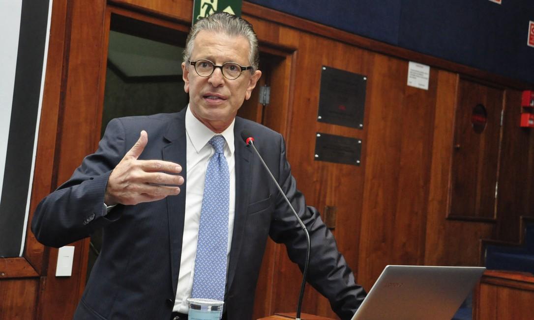 O psiquiatra e presidente do Conselho Diretor do Instituto de Psiquiatria da USP,WagnerGattaz Foto: Divulgação IPQ