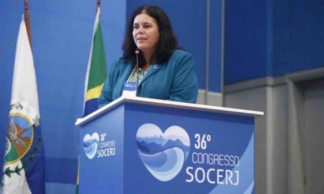 Beatriz Bush, secretária de Saúde do Rio Foto: Divulgação